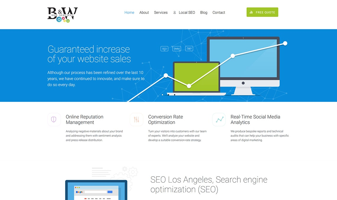 BW SEO Services