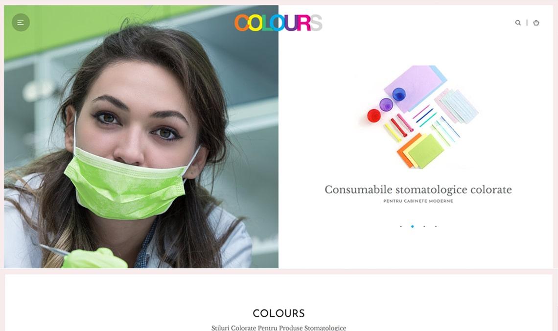 COLOURS Dent
