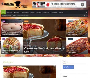 Fantasia Pizza