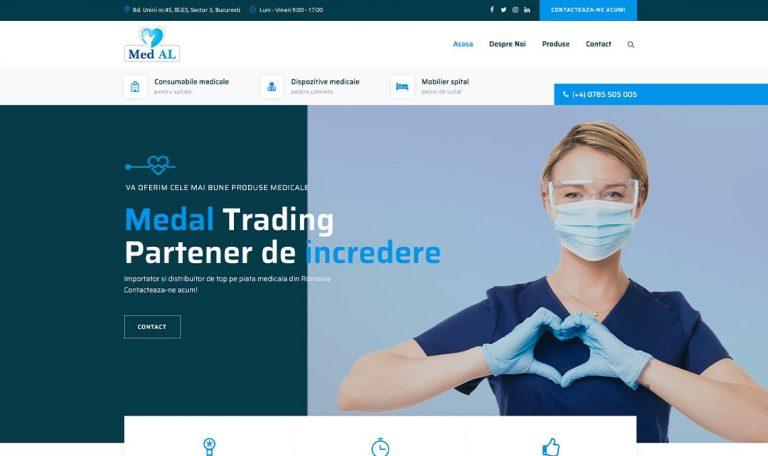 Med-Al Trading