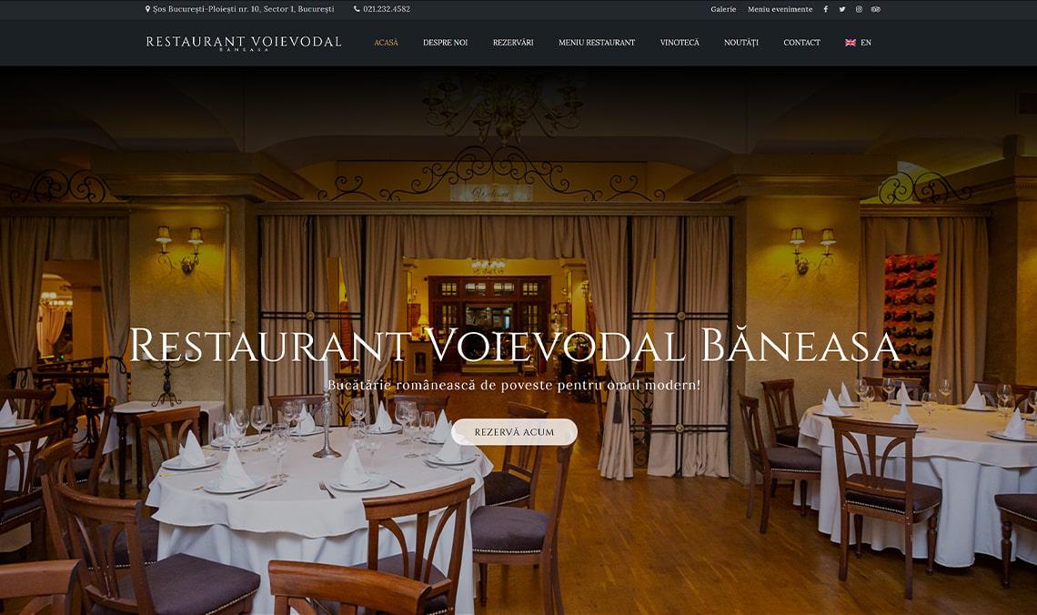 Restaurant Voievodal